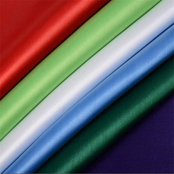 Soft Polyester Satin Fabric